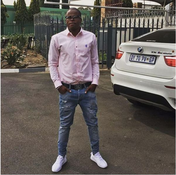 Pics Willard Katsande Shows Off His Bmw X6 Diski 365