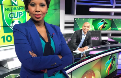 Carol Tshabalala to anchor popular English Premier League show Fanzone tomorrow
