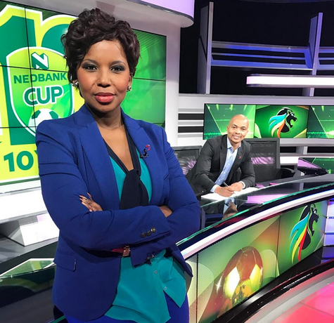 Carol Tshabalala to anchor popular English Premier League show Fanzone tomorrow