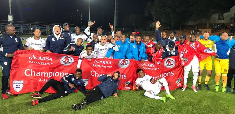 Bidvest Wits Crowned ABSA Premiership Champions For The First Time In History