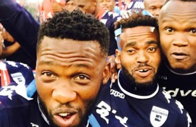 Bidvest Wits Players Continue To Celebrate PSL Championship