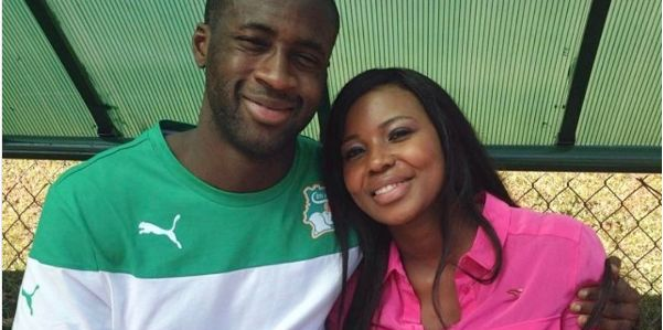 Yaya Toure And Agent Donates R1.6m To Manchester Attack Victims