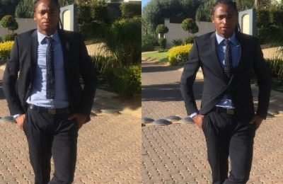 Fake News! Siphiwe Tshabalala Reacts To His Death Hoax