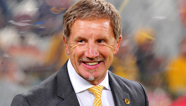 Bafana Coach Baxter Receives A New Car