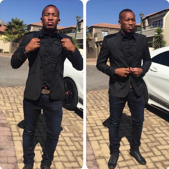 Lehlohonolo Majoro Reveals His Side Hustle