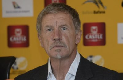 Stuart Baxter Announces Squad To Face Botswana