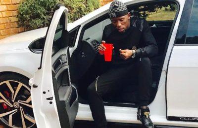 Thanduyise Khuboni And His Love For Designer Labels