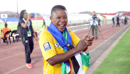 Former Banyana Star Portia Modise Claims She's Better Than This Pirates Player