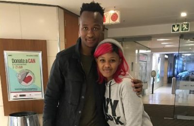 Brilliant Khuzwayo A Big Fan Of Babes Wodumo