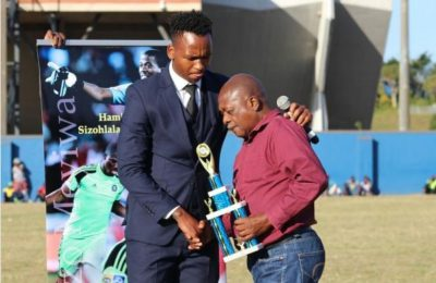 Brilliant Khuzwayo Remembers Senzo Meyiwa