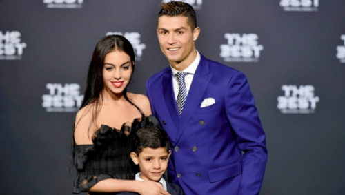 Cristiano Ronaldo Expecting Baby Number 4 With Girlfriend