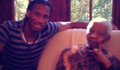 Didier Drogba Remembers Nelson Mandela