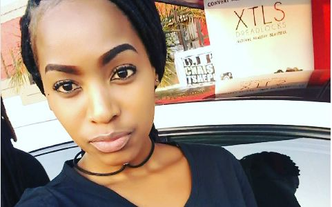 Diski Divas Star And Oupa Manyisa's Ex Thato Makgaka Gets Twitter Talking!