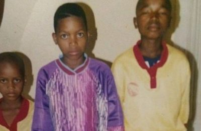 Flashback Friday! Can You Recognize This Bafan Bafana Star?