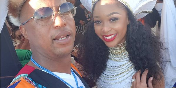 Jimmy Tau Shares Photos From His Friend Minnie's Wedding