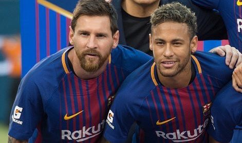 Did Messi Delete Photos With Neymar From His Instagram?