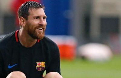 Messi Shuts Down Neymar 'Beef' Rumors With One Pic