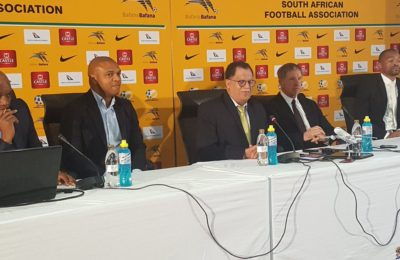 Baxter Names Bafana Squad To Face Cape Verde In WC Qualifier