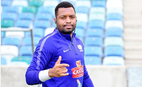 Check Out Sick Khune's Warm Home Welcome From His Loved Ones!