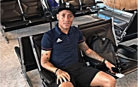 Dino Ndlovu Shows Off His Wife's Brand New Car!