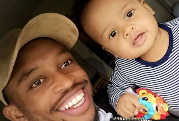 Lebogang Phiri Celebrates His Son's Birthday With Adorable Pics