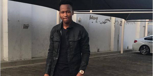 Pic! Brilliant Khuzwayo Hangs Out With Thiery Henry