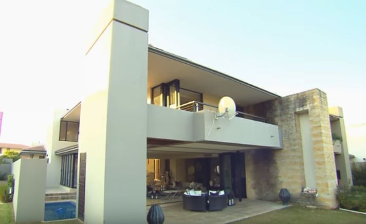 Pics! Check Out Inside Andile Jali's SA Home