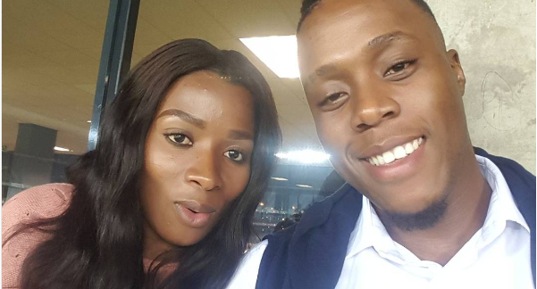 Themba Shabalala Shows His Wife Some Love