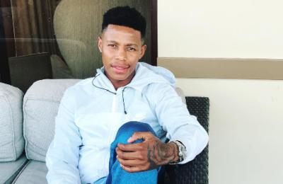 Zungu Reacts To Making The Bafana Squad