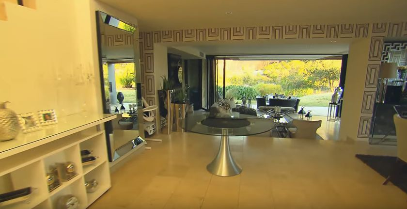 Pics Check Out Inside Andile Jali S Sa Home Diski 365