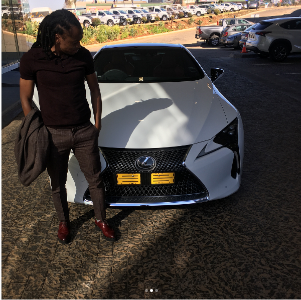 Chiefs' Jessica Motaung And Shabba's Agent Fight Over His Car Deal