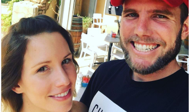 Brockie Takes Time To Appreciate His Wife