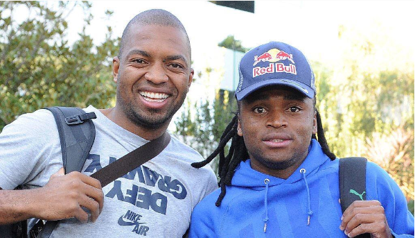 Check Out Khune's Birthday Message To Shabba