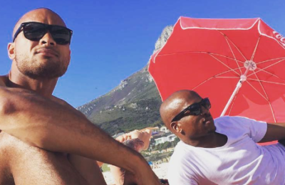 Check Out Ngoma's Birthday Shoutout To Johannes