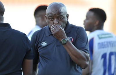Coach Dan Malesela Reacts To Being Sacked By Chipa United