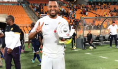 Is Single Khune The Best For Chiefs? Black Twitter Weighs In