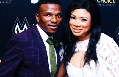 Khethokwakhe Masuku's Diski Diva Wife Gives Him B'day Shoutout