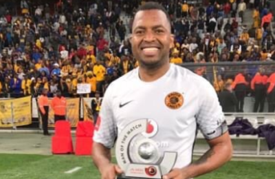 Khune Dedicates His Man Of The Match Award To Someone Special