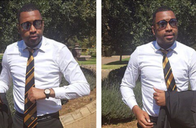 Khune Makes Top 100 List Of Most Influential Young Africans