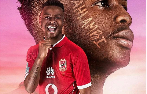 Mahlambi Breaks Silence On His Four Year Deal To Al Ahly