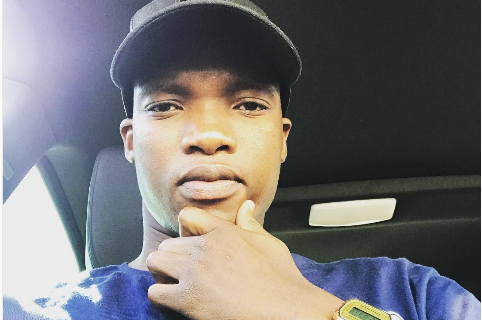 Ngele Shows Love To His Favorite SA Rapper