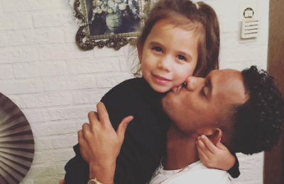 Pics! Kermit Erasmus's Daughter Turns 5