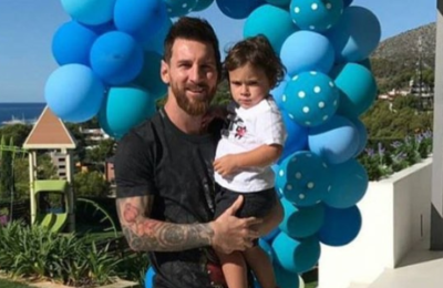 Pics! Messi Throws His Son A Lavish 5th Birthday Party