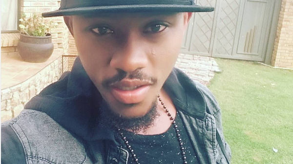 Sundowns Star Thokozani Sekotlong Shows Off His Girlfriend