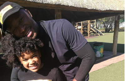 Walter Mokoena Celebrates His Daughter's 10th Birthday