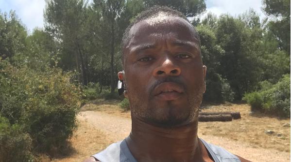 Watch! Patrice Evra Karate Kicked His Own Fan!