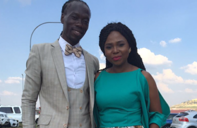 Yeye Celebrates His Partner Mpho Maboi's Birthday