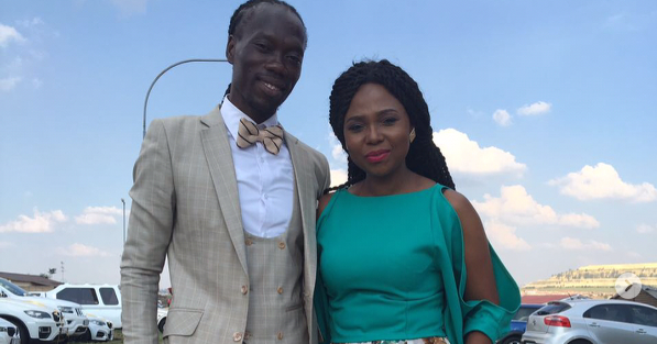 Yeye Celebrates His Partner Mpho Maboi's Birthday