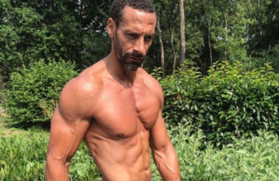 You Won't Believe What Rio Ferdinand Has Taken As His New Career