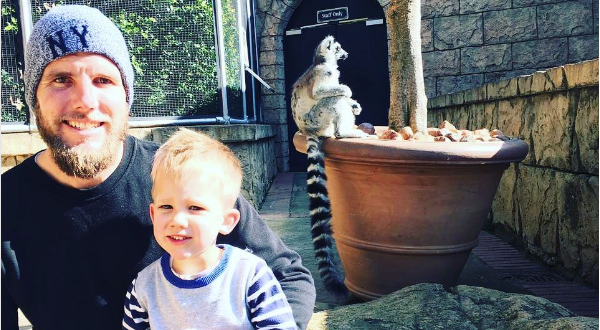 Brockie Celebrates His Son's Third Birthday With A Sweet Message
